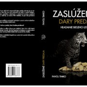 obalka knihy hladanie bieleho leoparda